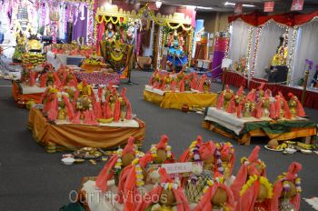 Sri Maha Rudra Yagna celebrations, Sunnyvale, CA, USA - Picture 8