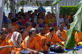 Sri Maha Rudra Yagna celebrations, Sunnyvale, CA, USA - Picture 17