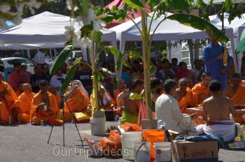 Sri Maha Rudra Yagna celebrations, Sunnyvale, CA, USA - Picture 18