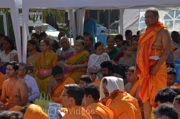 Sri Maha Rudra Yagna celebrations, Sunnyvale, CA, USA - Picture 23