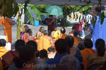 Sri Maha Rudra Yagna celebrations, Sunnyvale, CA, USA - Picture 25