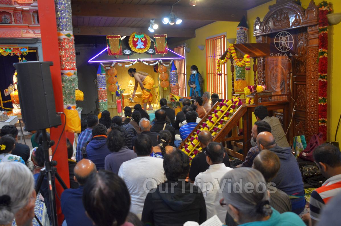 Grand start to Mandalam by Ayyappa Samaaj, Fremont, CA , USA - Picture 1 of 25