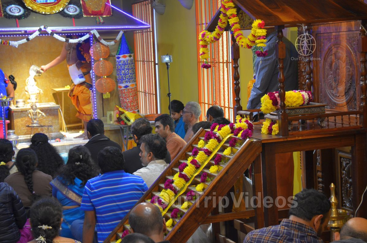 Grand start to Mandalam by Ayyappa Samaaj, Fremont, CA , USA - Picture 12 of 25