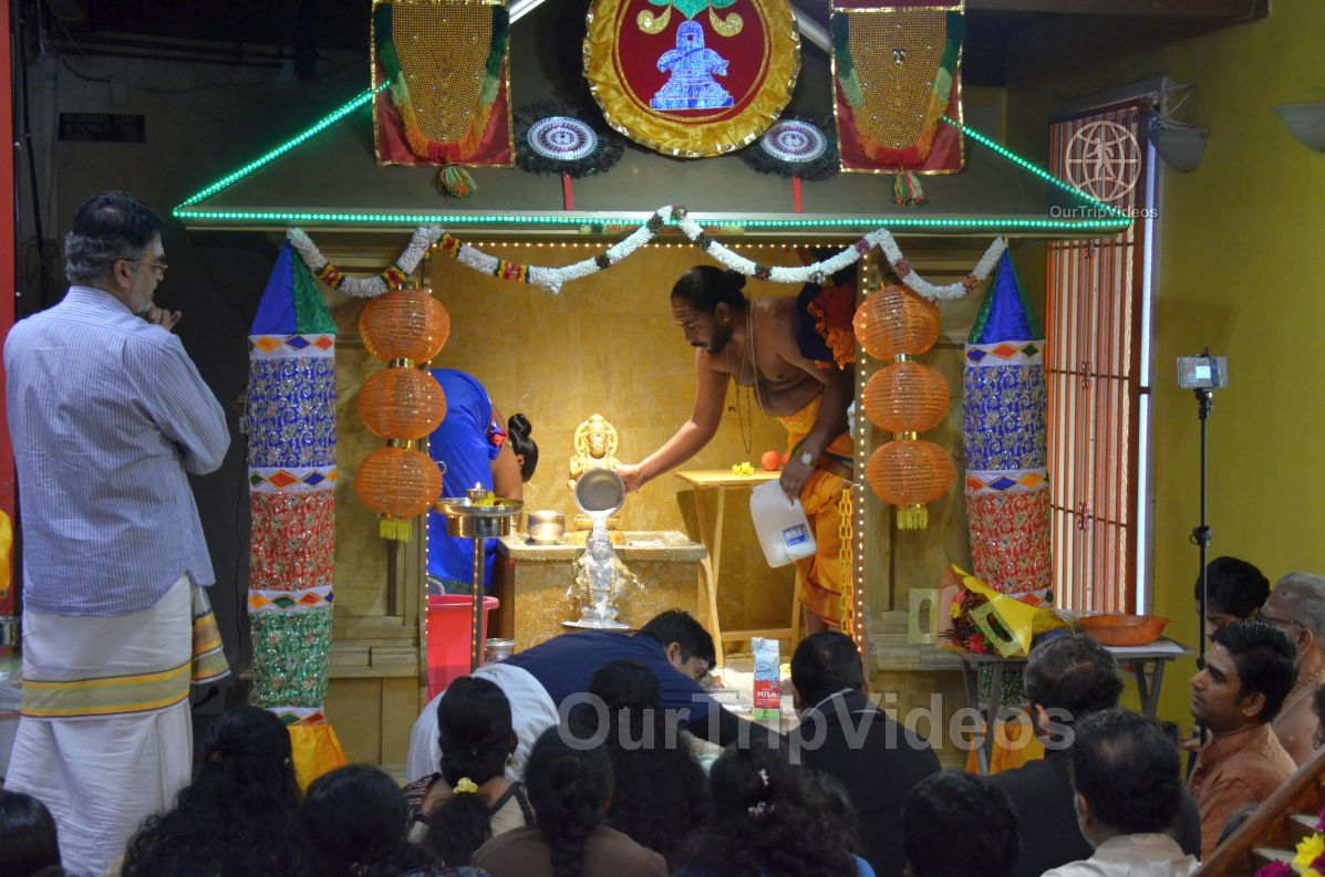 Grand start to Mandalam by Ayyappa Samaaj, Fremont, CA , USA - Picture 13 of 25