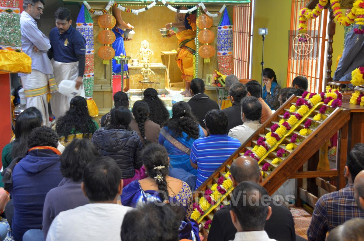 Grand start to Mandalam by Ayyappa Samaaj, Fremont, CA , USA - Picture 15 of 25