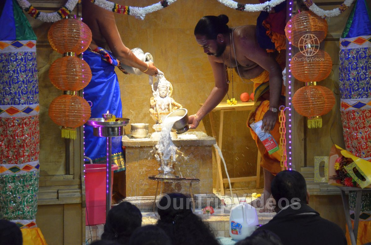 Grand start to Mandalam by Ayyappa Samaaj, Fremont, CA , USA - Picture 16 of 25