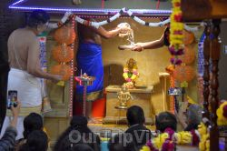 Grand start to Mandalam by Ayyappa Samaaj, Fremont, CA , USA - Picture 24