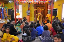 Grand start to Mandalam by Ayyappa Samaaj, Fremont, CA , USA - Picture 30
