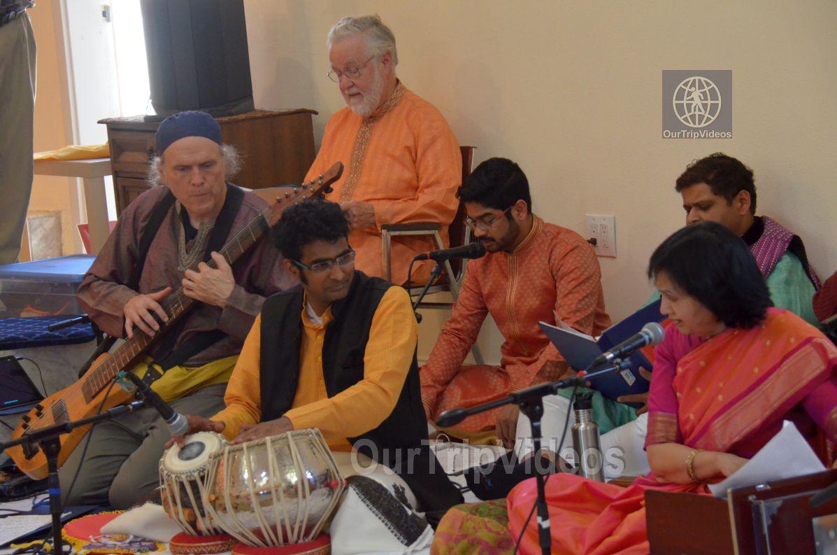 Meerabai Music Festival at Badarikashrama, San Leandro, CA, USA - Picture 10 of 25