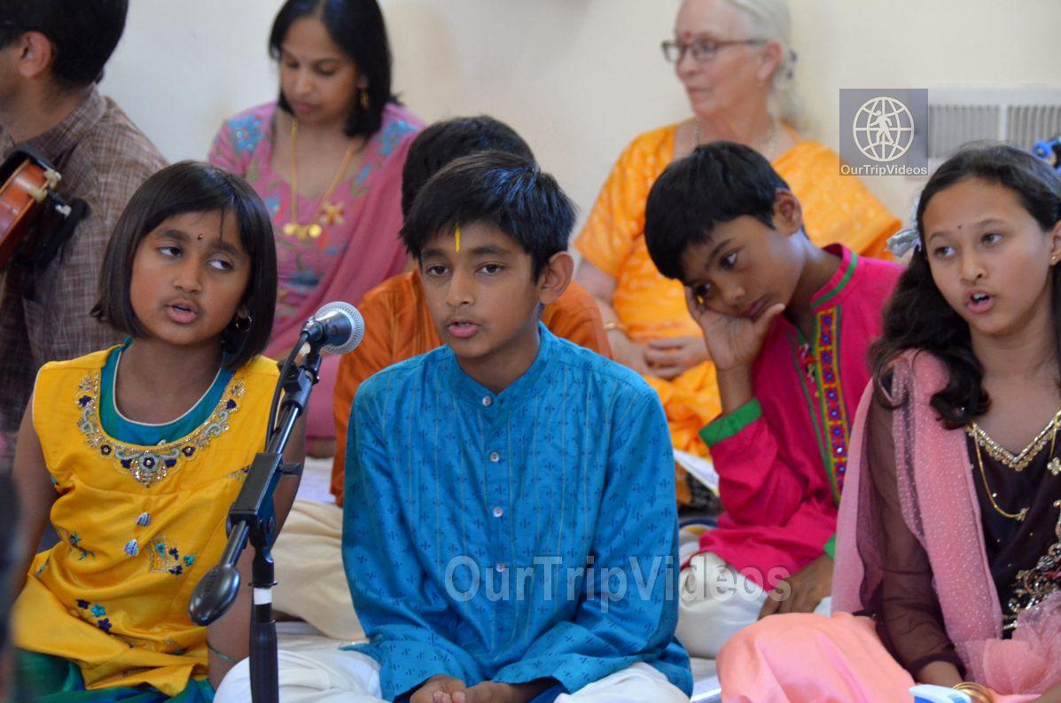 Meerabai Music Festival at Badarikashrama, San Leandro, CA, USA - Picture 17 of 25
