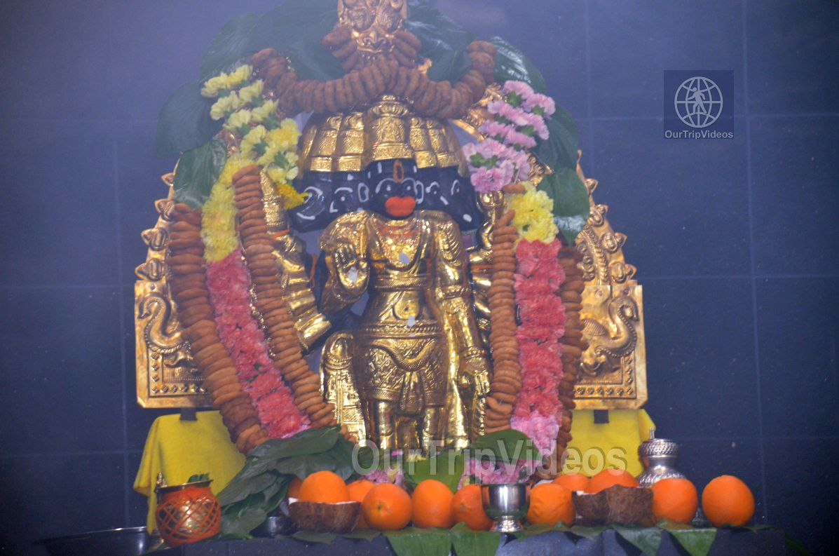 Maha Mandalabhishekam - Sri Panchamukha Hanuman Temple, Dublin, CA, USA - Picture 17 of 25