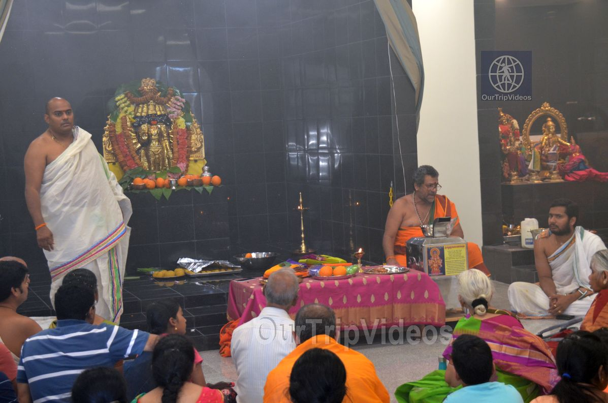 Maha Mandalabhishekam - Sri Panchamukha Hanuman Temple, Dublin, CA, USA - Picture 20 of 25