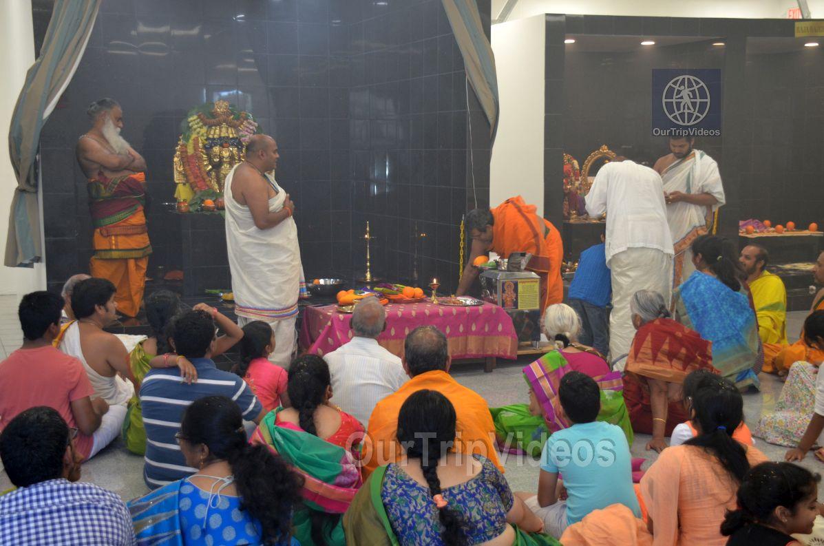 Maha Mandalabhishekam - Sri Panchamukha Hanuman Temple, Dublin, CA, USA - Picture 24 of 25