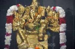 Maha Mandalabhishekam - Sri Panchamukha Hanuman Temple, Dublin, CA, USA - Picture 12