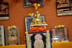 Pictures of Sri Raghavendra Swamy Aradhane, Livermore, CA, USA