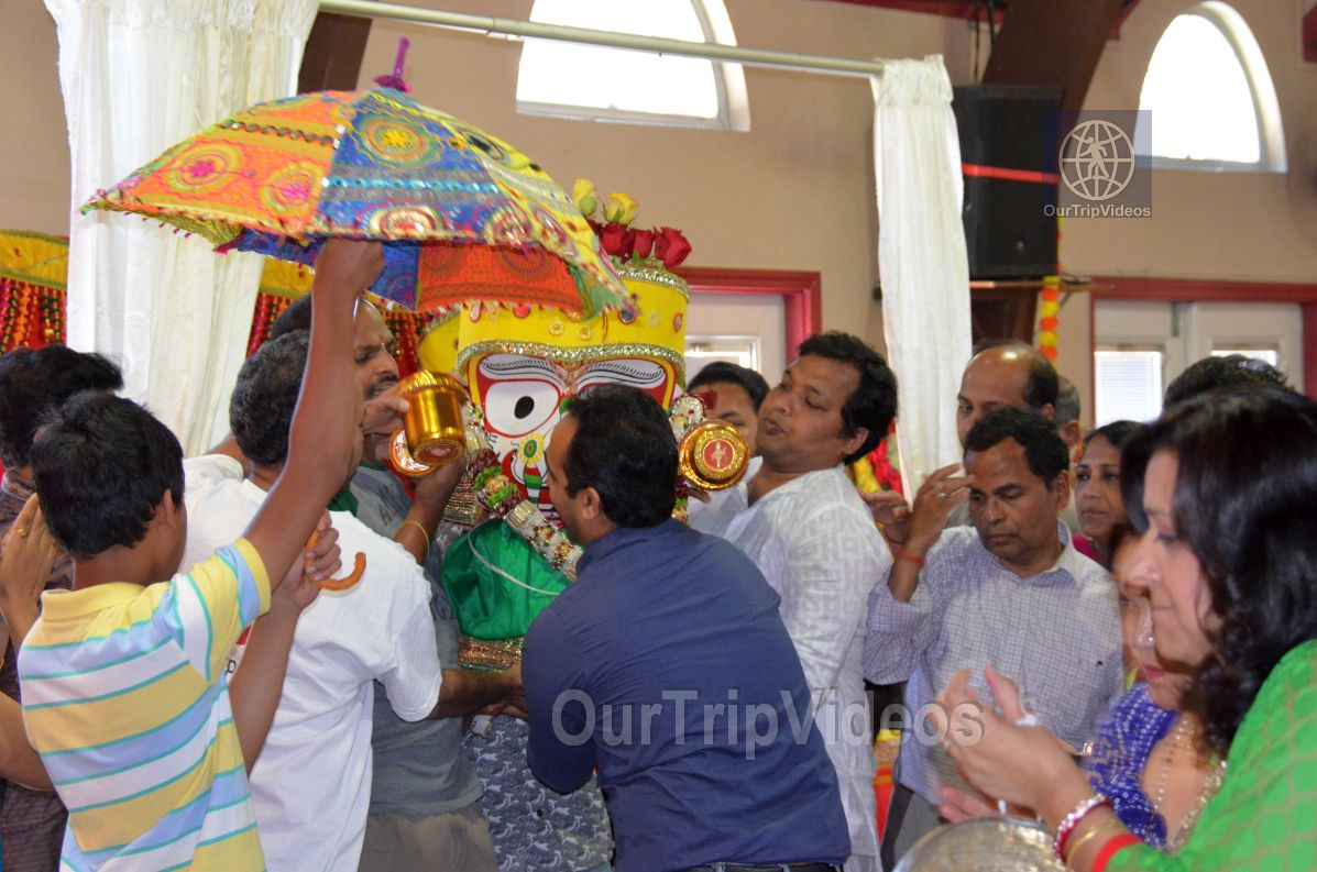 Sri Jagannath Bahuda Yatra - Suna Vesha, Fremont, CA, USA - Picture 12 of 25