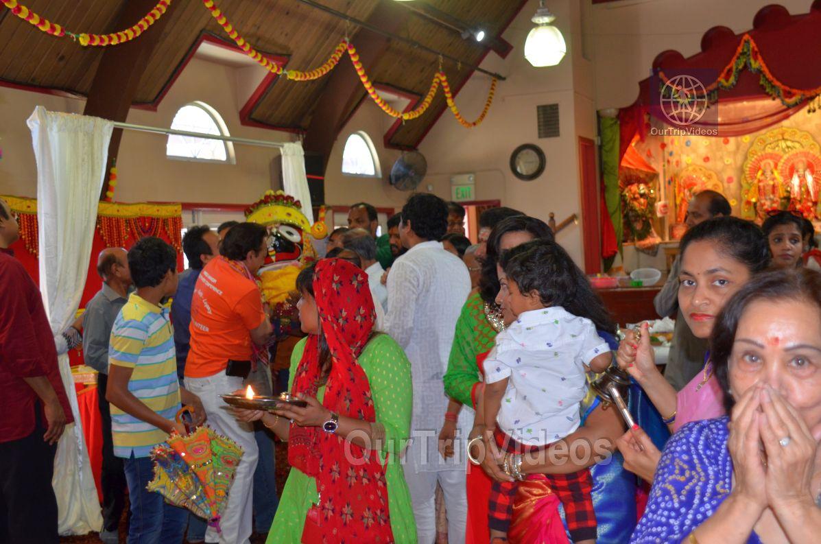 Sri Jagannath Bahuda Yatra - Suna Vesha, Fremont, CA, USA - Picture 16 of 25