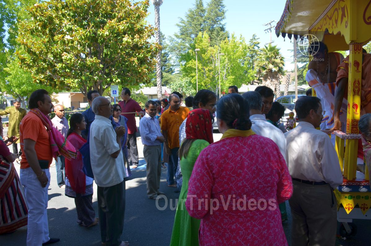 Sri Jagannath Bahuda Yatra - Suna Vesha, Fremont, CA, USA - Picture 27 of 50