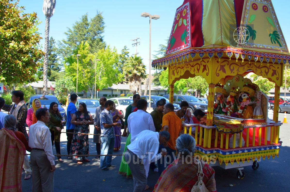 Sri Jagannath Bahuda Yatra - Suna Vesha, Fremont, CA, USA - Picture 34 of 50
