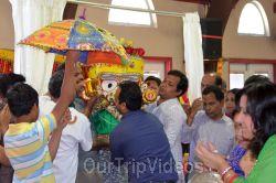 Sri Jagannath Bahuda Yatra - Suna Vesha, Fremont, CA, USA - Picture 12