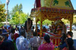 Sri Jagannath Bahuda Yatra - Suna Vesha, Fremont, CA, USA - Picture 23