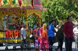 Sri Jagannath Bahuda Yatra - Suna Vesha, Fremont, CA, USA - Picture 36
