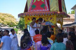 Sri Jagannath Bahuda Yatra - Suna Vesha, Fremont, CA, USA - Picture 43
