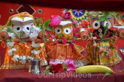 Bahuda Jatra at Sunnyvale Hindu Temple, Sunnyvale, CA, USA - Picture 3