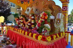 Bahuda Jatra at Sunnyvale Hindu Temple, Sunnyvale, CA, USA - Picture 25