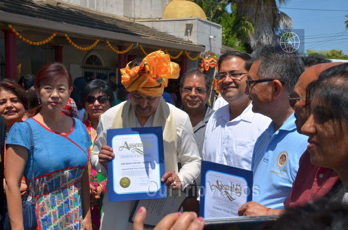Sri Jagannath Ratha Yatra/Chariot Festival, Fremont, CA, USA - Picture 8 of 25