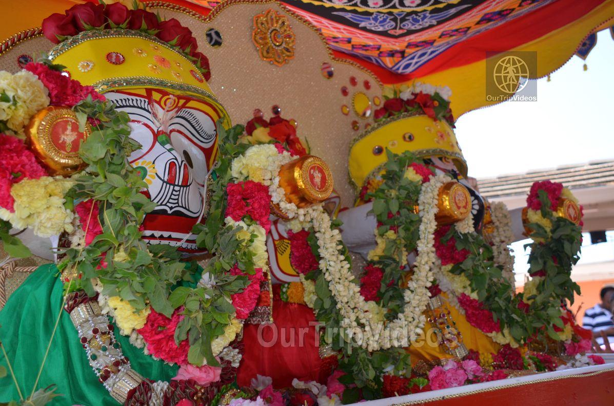 Sri Jagannath Ratha Yatra/Chariot Festival, Fremont, CA, USA - Picture 19 of 25