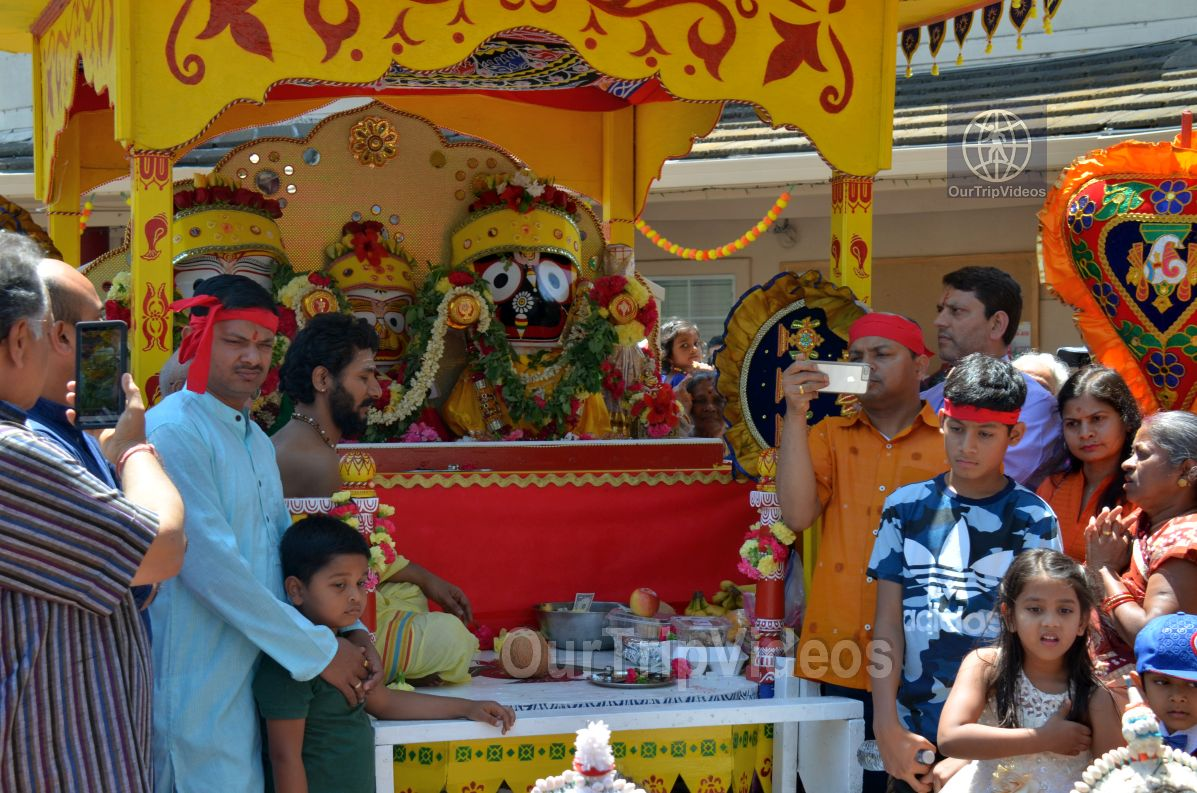 Sri Jagannath Ratha Yatra/Chariot Festival, Fremont, CA, USA - Picture 25 of 25