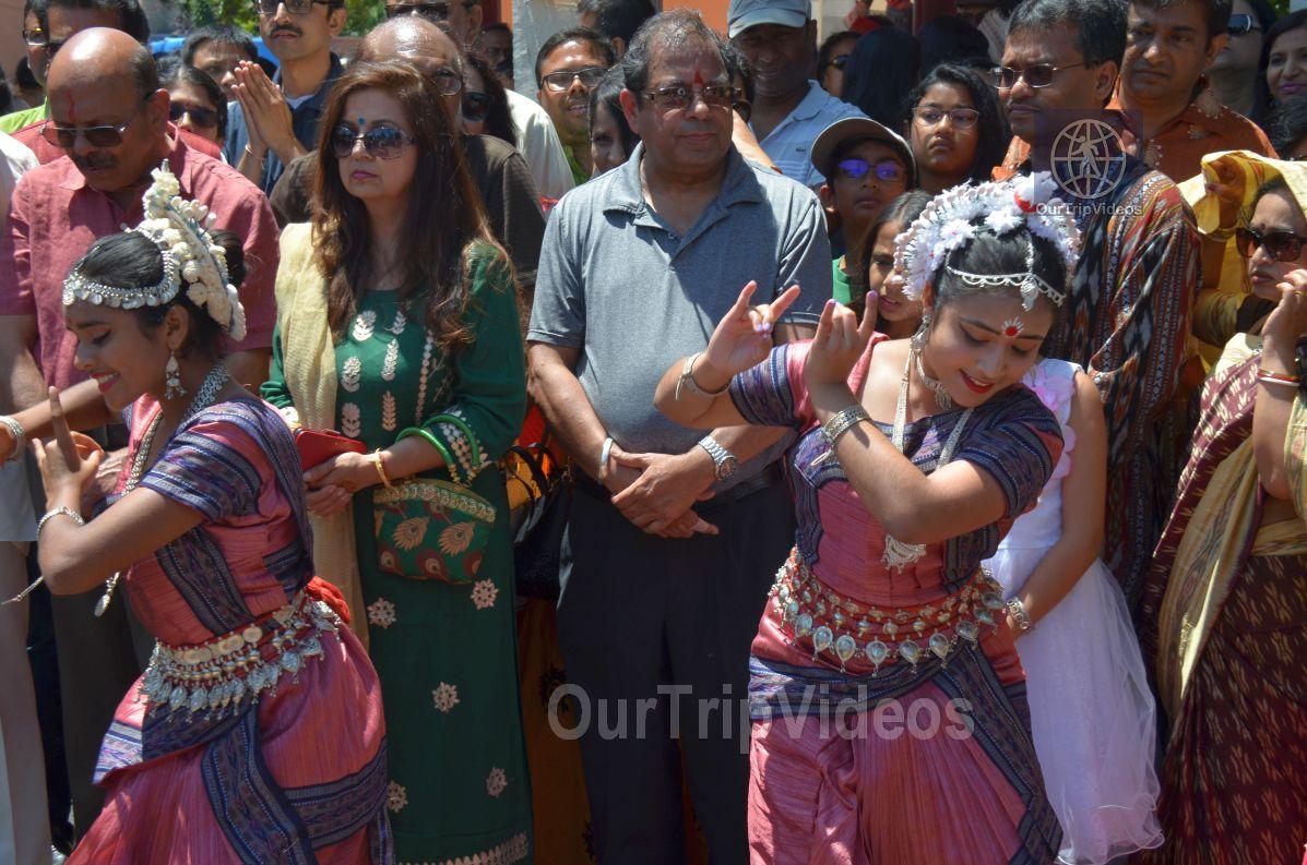 Sri Jagannath Ratha Yatra/Chariot Festival, Fremont, CA, USA - Picture 33 of 50
