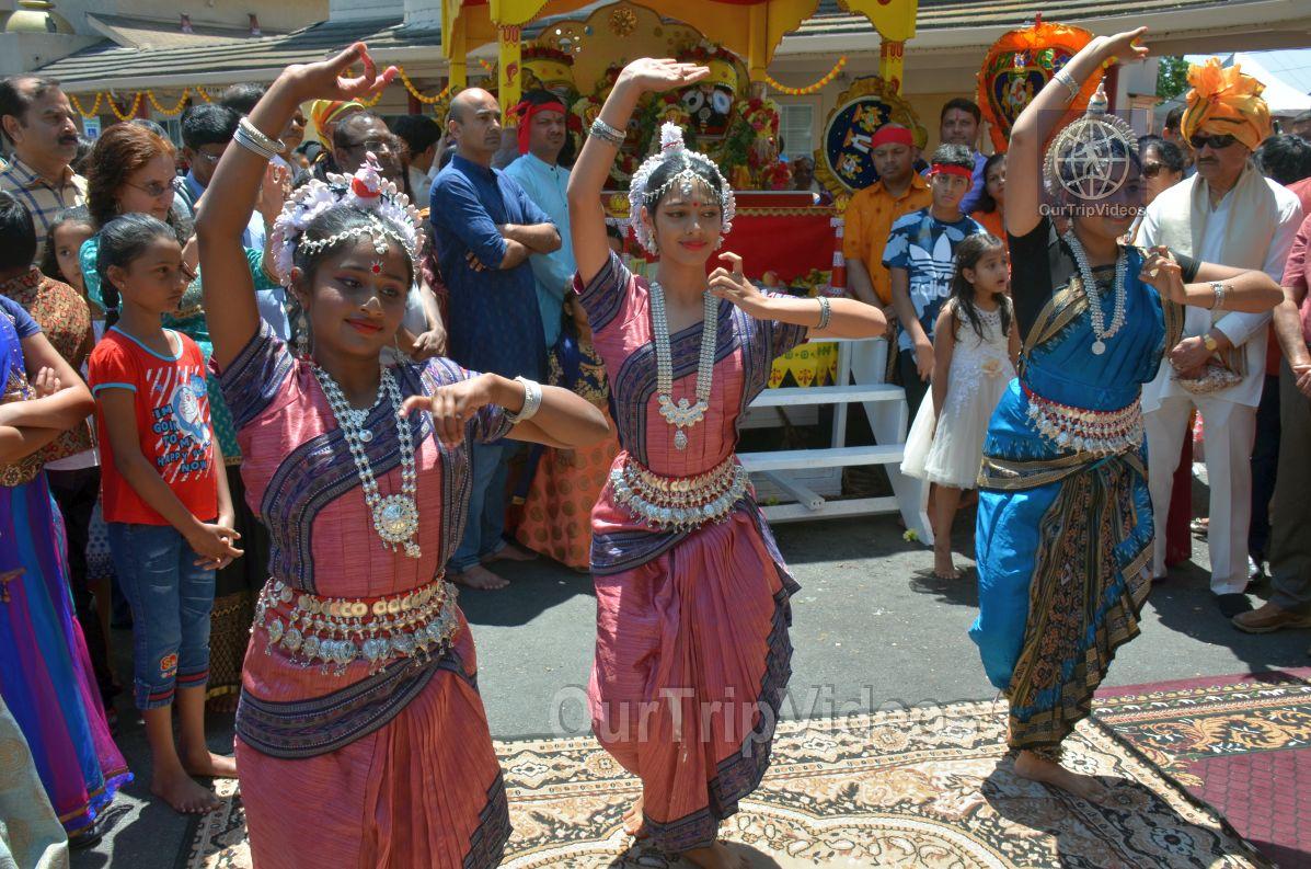 Sri Jagannath Ratha Yatra/Chariot Festival, Fremont, CA, USA - Picture 34 of 50