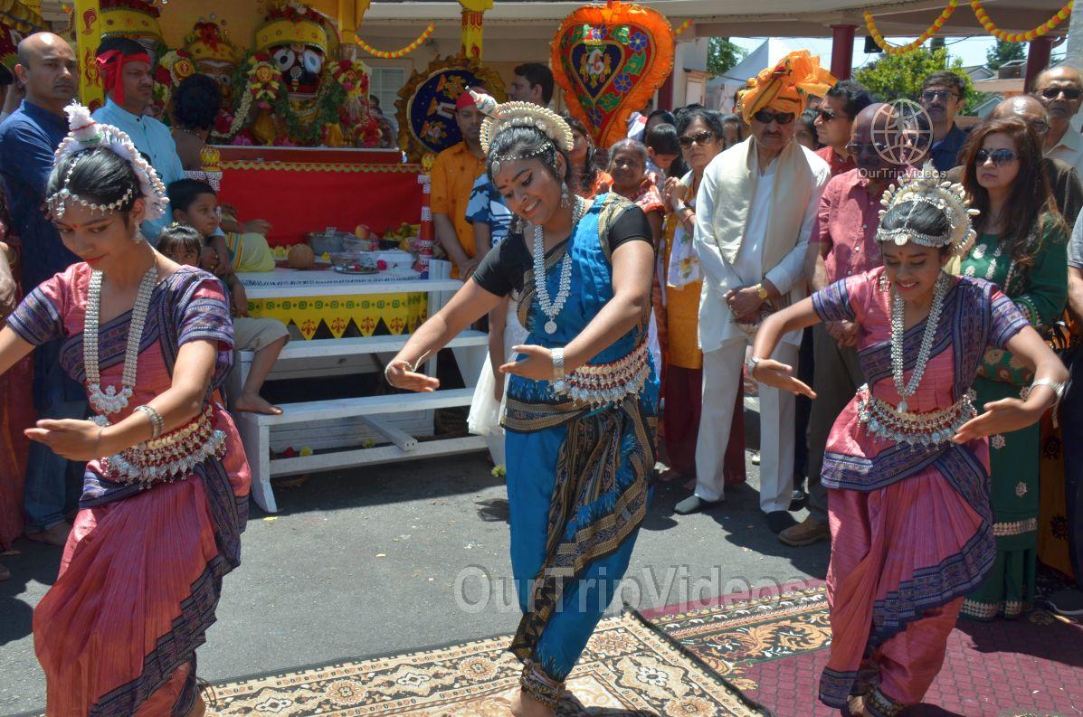 Sri Jagannath Ratha Yatra/Chariot Festival, Fremont, CA, USA - Picture 36 of 50