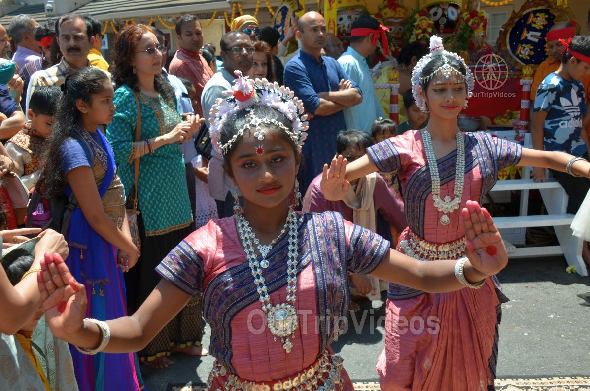 Sri Jagannath Ratha Yatra/Chariot Festival, Fremont, CA, USA - Picture 47 of 50