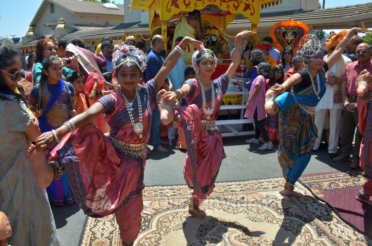 Sri Jagannath Ratha Yatra/Chariot Festival, Fremont, CA, USA - Picture 49 of 50