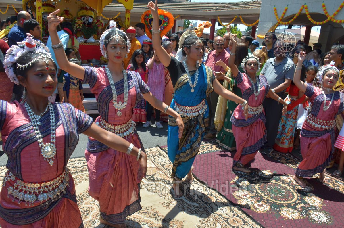 Sri Jagannath Ratha Yatra/Chariot Festival, Fremont, CA, USA - Picture 51 of 75