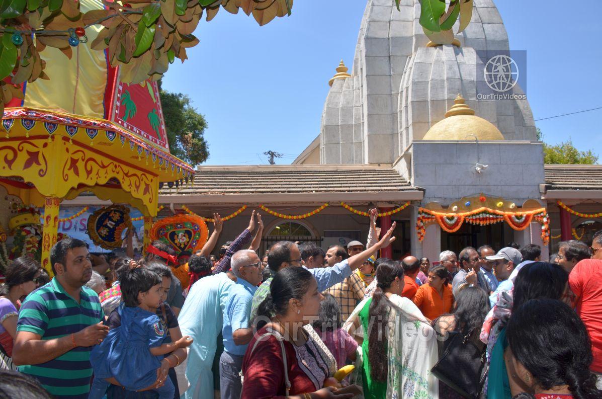 Sri Jagannath Ratha Yatra/Chariot Festival, Fremont, CA, USA - Picture 57 of 75