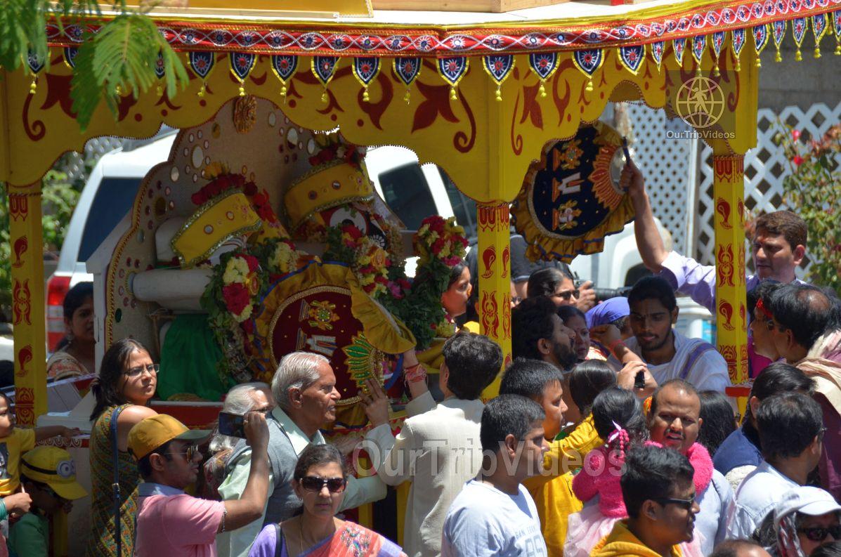 Sri Jagannath Ratha Yatra/Chariot Festival, Fremont, CA, USA - Picture 71 of 75