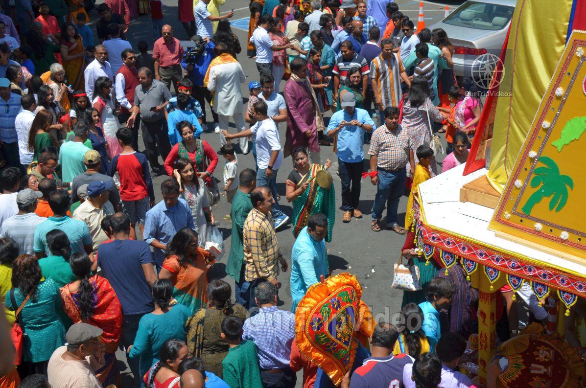 Sri Jagannath Ratha Yatra/Chariot Festival, Fremont, CA, USA - Picture 81 of 100