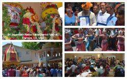 Pictures of Sri Jagannath Ratha Yatra/Chariot Festival, Fremont, CA, USA