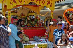 Sri Jagannath Ratha Yatra/Chariot Festival, Fremont, CA, USA - Picture 25