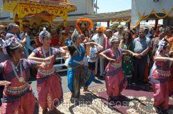 Sri Jagannath Ratha Yatra/Chariot Festival, Fremont, CA, USA - Picture 27