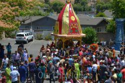 Sri Jagannath Ratha Yatra/Chariot Festival, Fremont, CA, USA - Picture 73