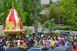 Sri Jagannath Ratha Yatra/Chariot Festival, Fremont, CA, USA - Picture 79