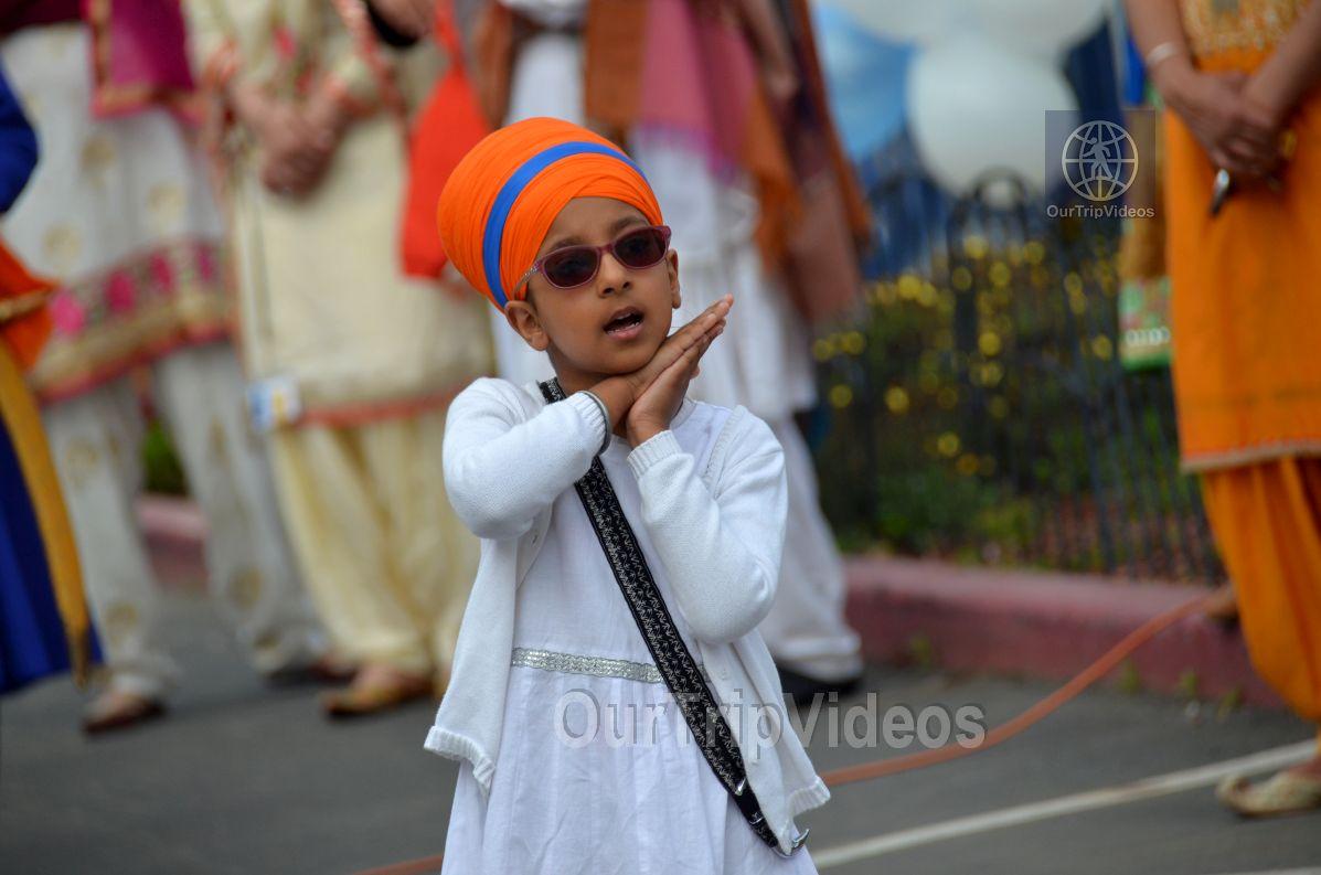Sikh Children Day by Gurdwara Sahib, Fremont, CA, USA - Picture 7 of 25