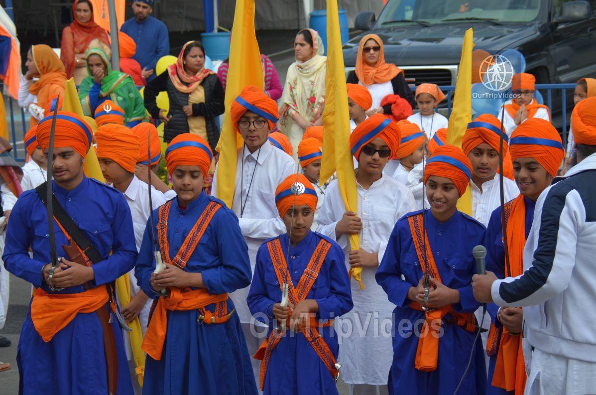 Sikh Children Day by Gurdwara Sahib, Fremont, CA, USA - Picture 13 of 25