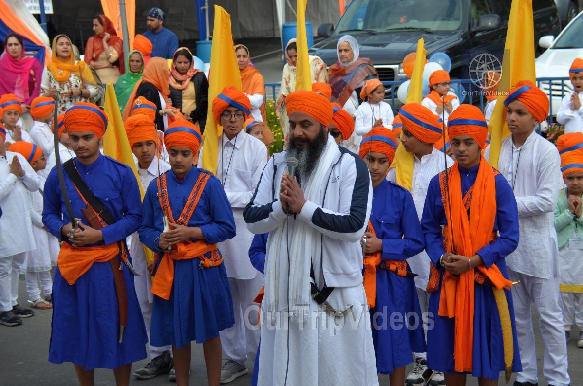 Sikh Children Day by Gurdwara Sahib, Fremont, CA, USA - Picture 14 of 25