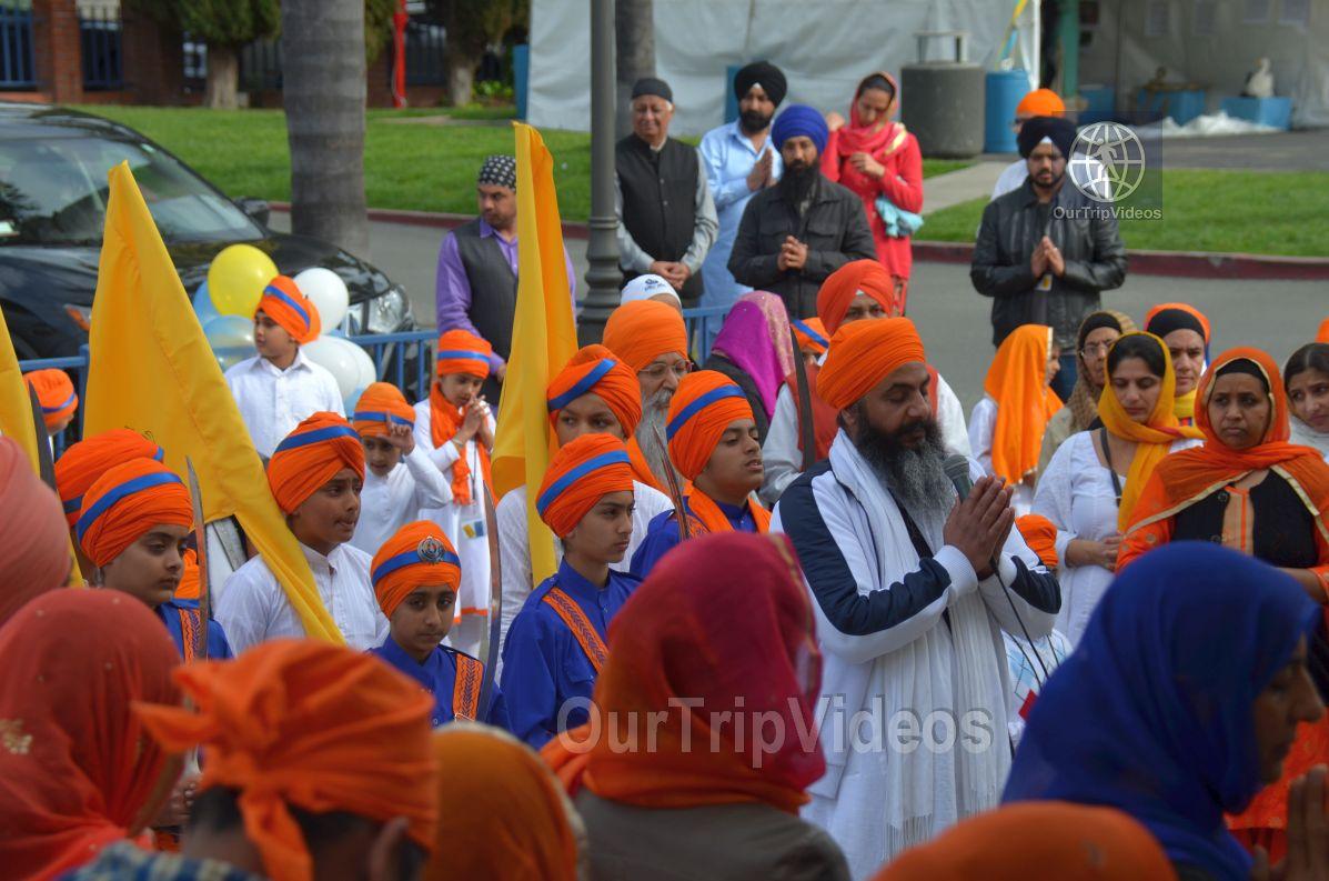 Sikh Children Day by Gurdwara Sahib, Fremont, CA, USA - Picture 17 of 25